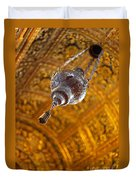 Richly Decorated Ceiling Duvet Cover