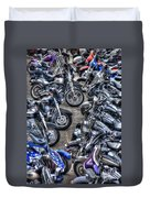 Ride And Shine Duvet Cover