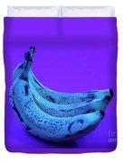 Ripe Bananas In Uv Light 22 Duvet Cover