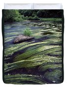 River Bandon, County Cork, Ireland Duvet Cover