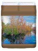 River Bend Duvet Cover