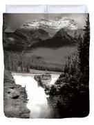 River Fall Part 1 Duvet Cover