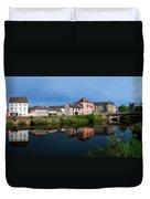 River Nore, Kilkenny, County Kilkenny Duvet Cover