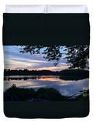 River Of Tranquility Duvet Cover