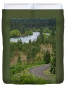 River Road Duvet Cover