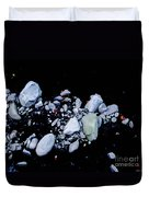 River Rock Duvet Cover