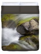 River Rocks II Duvet Cover