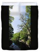 River Roe, Roe Valley, Limavady, Co Duvet Cover