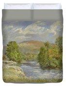 River Spey - Kinrara Duvet Cover