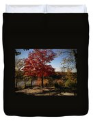 River Tree Duvet Cover