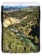 River View Duvet Cover