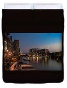 Riverwalk Duvet Cover