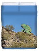 Road Frog Duvet Cover