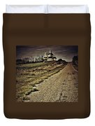 Road Of Prayers Duvet Cover