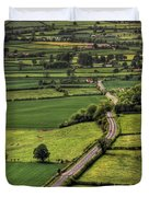 Road Of Thousand Dreams Duvet Cover