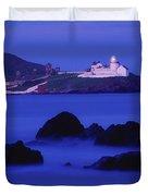Roches Point, Whitegate, County Cork Duvet Cover