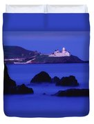 Roches Point, Whitegate, County Cork Duvet Cover