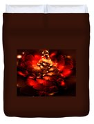 Rock Rose Duvet Cover