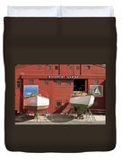 Rockport Marine Duvet Cover