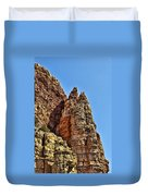 Rocky Cliff Duvet Cover