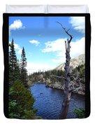 Rocky Mountain National Park1 Duvet Cover