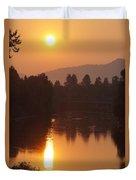 Rogue September Sunrise 3 Duvet Cover