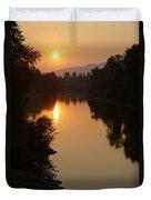 Rogue September Sunrise Duvet Cover