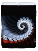 Rolling In The Deep Duvet Cover