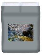 Rolling River Duvet Cover