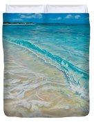 Rolling Wave Duvet Cover
