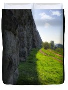 Roman Aqueducts Duvet Cover