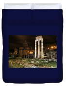 Roman Ruins 1 Duvet Cover