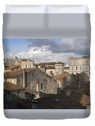 Roof Top View Duvet Cover