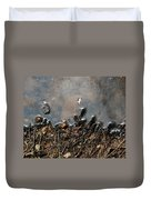 Roots In Water Duvet Cover
