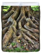 Roots Of Glory Duvet Cover
