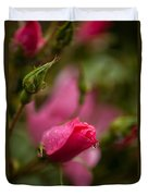 Rose Drop Duvet Cover
