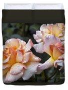 Rose Flower Series 7 Duvet Cover