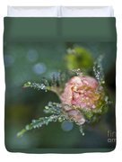 Rose Flower Series 9 Duvet Cover