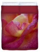 Rose Memories Duvet Cover
