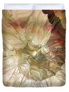 Rose Petal Highway Duvet Cover