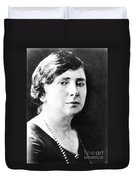 Rose Schneiderman Duvet Cover
