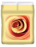 Rose Series - Pink Duvet Cover