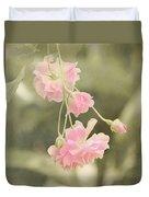 Rose Vine Duvet Cover
