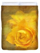 Roses For Remembrance Duvet Cover