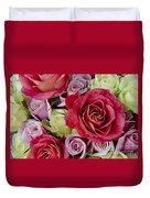 Roses Roses Duvet Cover