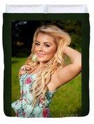 Rosey15 Duvet Cover
