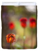 Rosso Beauties Duvet Cover
