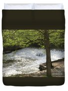 Rouge River At Fair Lane Duvet Cover
