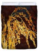Rough Harvest Duvet Cover