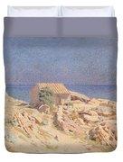 Roussillon Landscape Duvet Cover